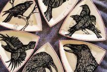 NV1 тема Вороны. Crows