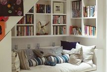 Nooks & Small Spaces / 0
