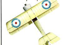 Lotnictwo I woja światowa