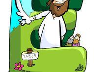ÚSZ Jézus: Én vagyok...