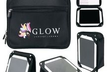 Tablet Cases & Stands / Tablet and iPad cases and stands are handy business gifts for clients and employees. Brand your custom logo on these products for long-lasting branding impact.
