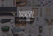 Maison&Objet Paris - Septembre 2017 #MO17 / Maison et Objet Septembre 2017 #deco #design #decor #paris #decotendency #interior #home #inspiration #ideedeco #homesweethome