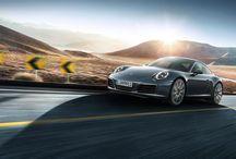 Nuevos Porsche 911 Carrera / Llega la nueva generación 911 con innovadores motores biturbo, chasis más avanzado y nuevo sistema Porsche Communication Management. Nuevo 911 Carrera, siempre por delante.