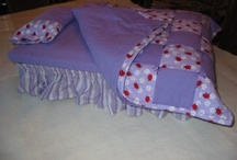 SEWING: DOLL BEDS