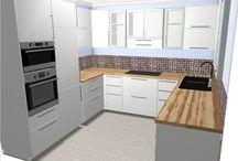 Wohnung einrichten/Küche