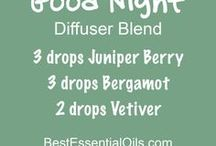 ESSENTIAL OIL- Oil Blends