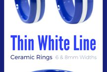 Thin White Line Collection / Products for Emergency Medical Service professionals and their supporters