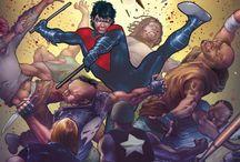 Comic Books / by Ken Buraker