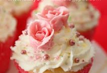 cup cake and birthday cake themes