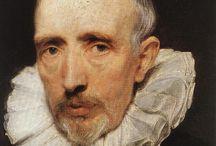 Antony Van Dyck / Antwerp 22/3/1599 - Londra 9/12/1641  Anthony van Dyck, Anthonie van Dyck, Anton van Dijck, Antonis van Deik, Antoon van Dijk, Anthonis van Dyck, Antoine van Dyck