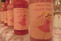 Girl kids party ideas / by Laura Camilleri