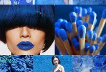 modra farba