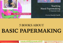 The Paper Library / This is a list of books about papermaking, paper crafts, paper design, paper history and paper art.