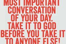 Daily Bread - Pray