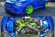 Impreza WRX & WRC