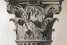Columnas clasicas / Classic columns