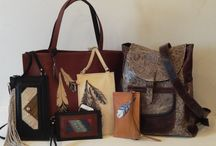 Beautiful New Bags for Spring / New leather handbags, computer bags, cell phone pockets