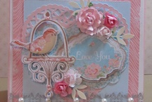 Handmade Cards I Like / Crafting cards and tags / by Debbie Keith