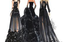Elbise tasarımları