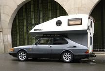 saab 900 with Toppola