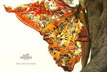 silk & colour & luxury