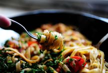 Recipes - pasta / by Ruth Krakosky