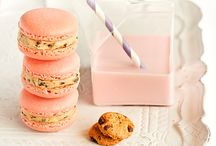 Macarons { future project } / by Stephanie Woods