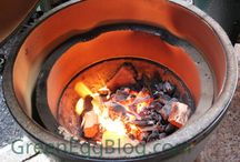 Big Green Egg - Tips & Tricks / by Lisa Borden