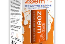 Zoem Water Repellent Spray for Mobile Phone