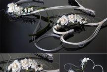 Svadba, svadobná výzdoba, dekor