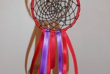 Handmade Dreamcatchers - Χειροποίητα κοσμήματα by Neda Jewellery / Handmade Dreamcatchers