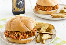 Food: Burgers, Sandwiches & Wraps