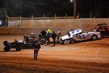dirt track racing Wrecks / dirt track racing Wrecks / by Dirt Trackers