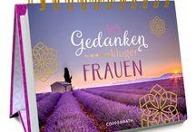 Kalender / Inspiriert durch das Jahr: Originelle Kalender die zum Denken anregen. 365 Tage, 365 Chancen!