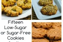 Low carb sweets / by Shawna Meloy