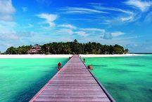 Places I'd Like to Go / by Megan Gerovac