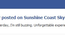 What YOU think about Sunshine Coast Skydivers!