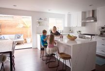 Kitchens / Kitchens I love, including my own