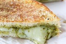 Sandwiches y otros salados