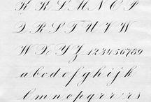 Engrossers script
