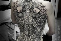 Full back tatt