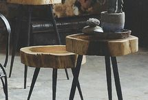 Roost stool table