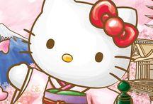 Hello Kitty Sakura Wallpapers