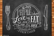 JULIA CHILD / Skönaste Julia Child, härlig inspiration från en underbar förebild!