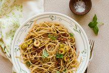 MAKARON -pasta / spaghetti, kluski, szpecle, gnocchi ,