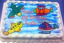 birthday cakes - Spencer