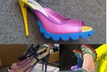 Crazy Shoes!!! / Shoes on another level
