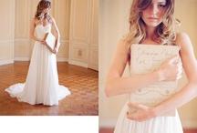 Wedding dresses / by Brittany Davis