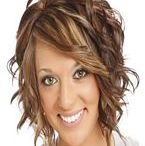 Medium hairstyles, medium hair / board of medium hairstyles for women, medium hair