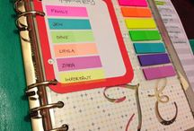 PLANNERS // Color code